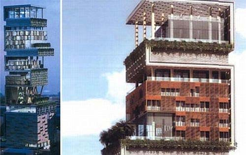 Antilla Mumbai House 1 Is this homes for sale? behold, 10 most expensive homes in the world