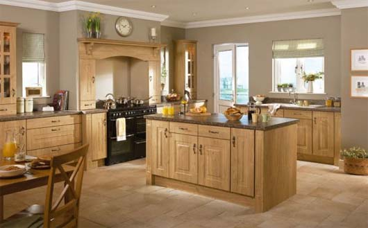 Contemporary kitchen furniture sets from In House Design 1