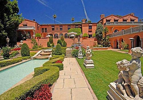 Hearst Mansion Beverly Hills 5 Is this homes for sale? behold, 10 most expensive homes in the world