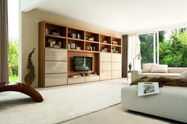 New contemporary bookcases collection, Italian bookcase style by ...
