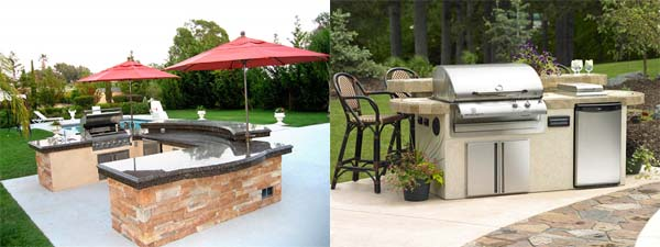 Outdoor kitchen design by San Diego Outdoor Kitchen Design 1 Outdoor kitchen design   for barbeques or whatever you like