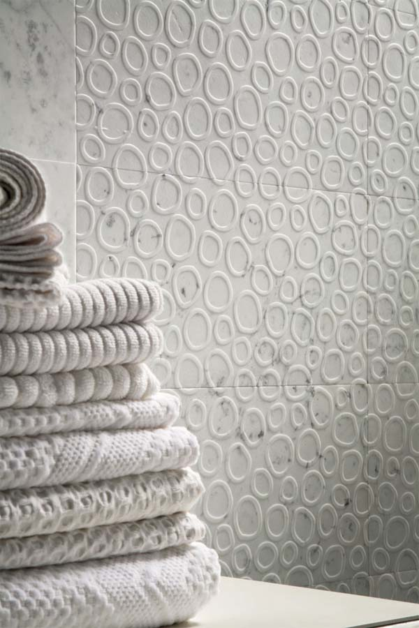 RUGIADA wall covering from Q bo projects 2 Wall decor, solution for those of you who get bored with walls of your house
