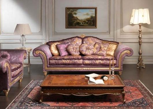 Sofa classic from Vimercati Meda Glorious sofas and armchairs 1 Sofa classic from Vimercati Meda   Glorious sofas and armchairs