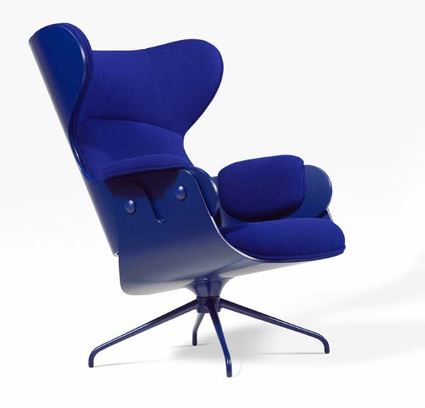The Lounger chair from Jaime Hayóndesigned for showtime BD Barcelona 6 The Lounger chair from Jaime Hayón, designed for Showtime BD Barcelona