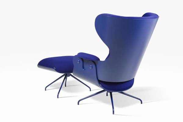 The Lounger chair from Jaime Hayóndesigned for showtime BD Barcelona 7 The Lounger chair from Jaime Hayón, designed for Showtime BD Barcelona