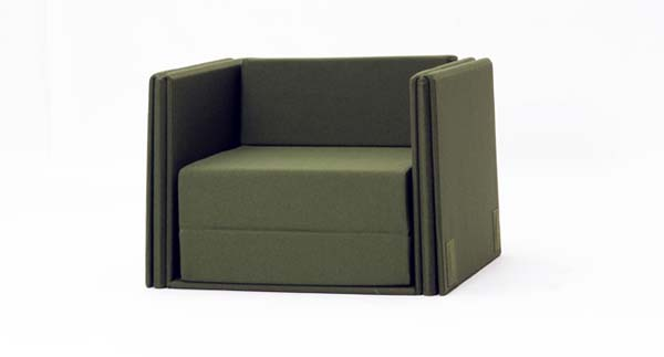 The TENT SOFA by Philippe Malouin designed focus on sofa beds 1 The TENT SOFA by Philippe Malouin   designed focus on sofa beds