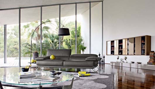 The new contemporary furniture collection for modern interior design from Roche Bobois 1 The new contemporary furniture collection for modern interior design from Roche Bobois