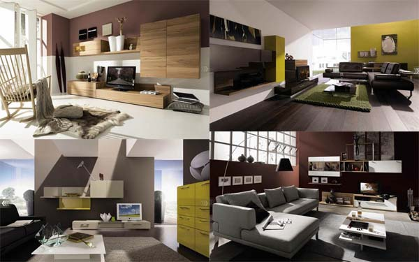 Modern living room design for Latest lounge designs