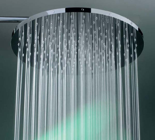 The New Luxurious Showerheads From Gessi Touch Of Luxury