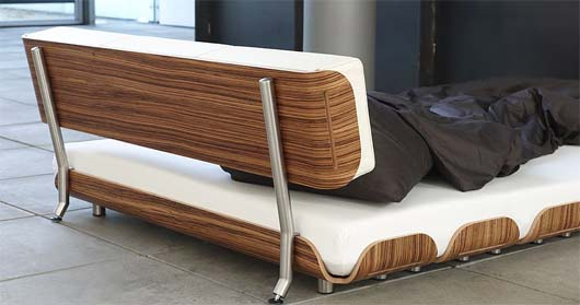 Bed for your couple or bed for couple\'s bedroom - Tiefschlaf bed ...