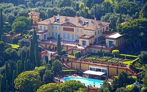 Villa Leopolda Cote D'Azur France 2 Is this homes for sale? behold, 10 most expensive homes in the world