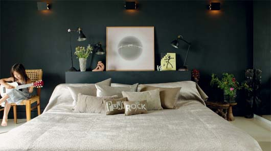 Redecorate your home furnishings with rock and love home textiles by maison de vacances for Decore maison