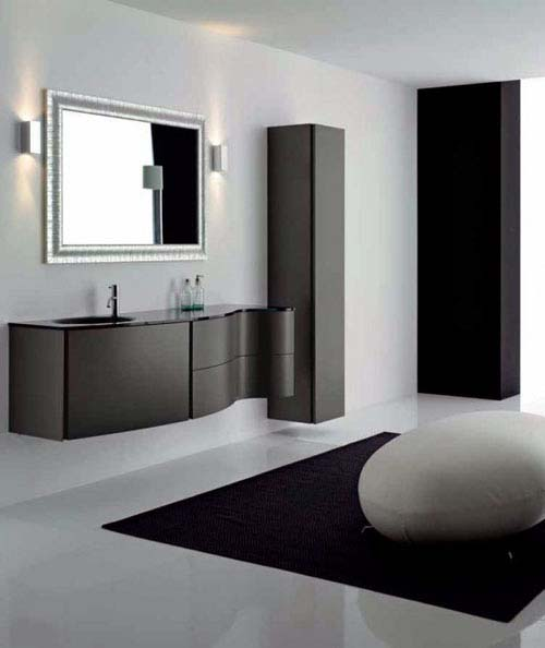 Bathroom Cabinet from Novello 1 How important the bathroom cabinet in bathroom decorating?