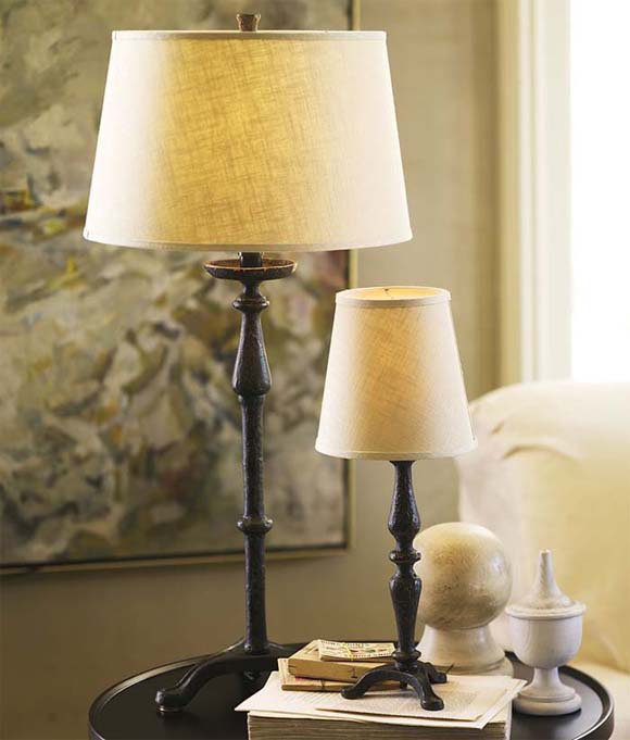 12 Table Lamps And Bedside Collection From Pottery Barn