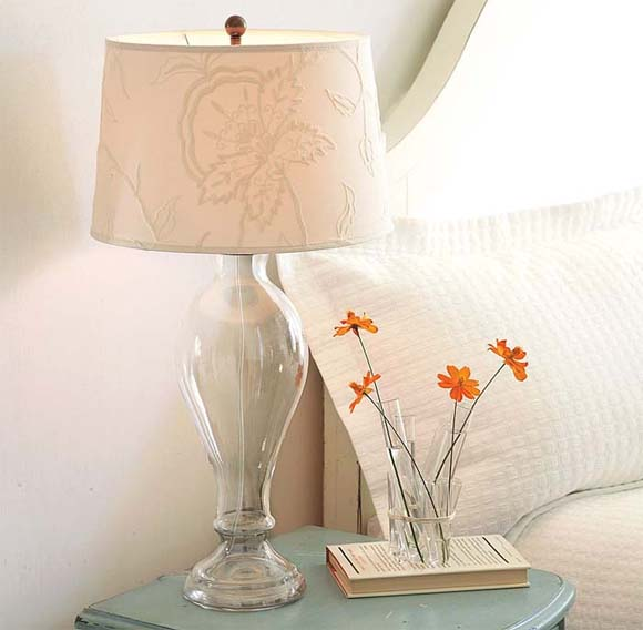12 table lamps and bedside lamps collection from pottery barn briana glass table lamp base skilled glassblowers aloadofball Images