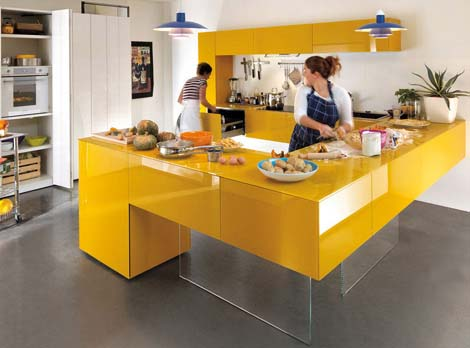 Creative Kitchen Ideas creative kitchen designslago - you'll never get bored in the