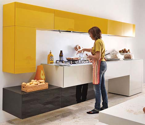 Creative Kitchen Designs By Lago Youll Never Get Bored In The Kitchen - Creative-kitchen-design-design