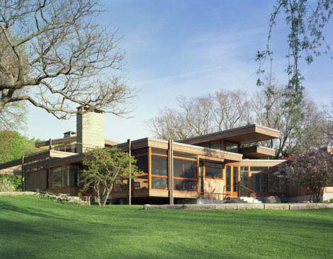 Geothermal House Design By Maryann Thompson Architects