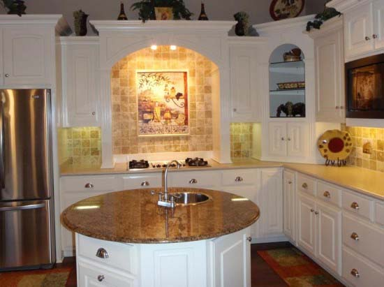 Kitchen Backsplash Ideas inspired by natural beauty from Linda Paul 1 Kitchen Backsplash Ideas inspired by natural beauty from Linda Paul