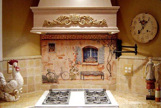 Kitchen Backsplash Ideas inspired by natural beauty from Linda Paul 2 Kitchen Backsplash Ideas inspired by natural beauty from Linda Paul