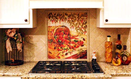 Kitchen Backsplash Ideas inspired by natural beauty from Linda Paul 4 Kitchen Backsplash Ideas inspired by natural beauty from Linda Paul