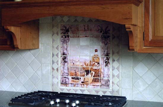 Kitchen Backsplash Ideas inspired by natural beauty from Linda Paul 8 Kitchen Backsplash Ideas inspired by natural beauty from Linda Paul