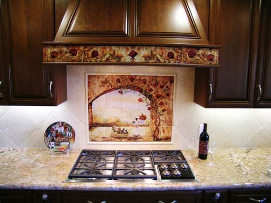 Kitchen Backsplash Ideas inspired by natural beauty from Linda Paul 9 Kitchen Backsplash Ideas inspired by natural beauty from Linda Paul