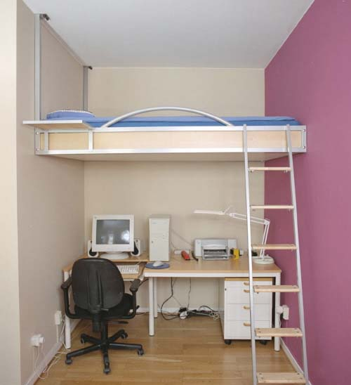 Loft beds for small apartment or flats from Compact Living 3 Loft beds for small apartment or flats from Compact Living