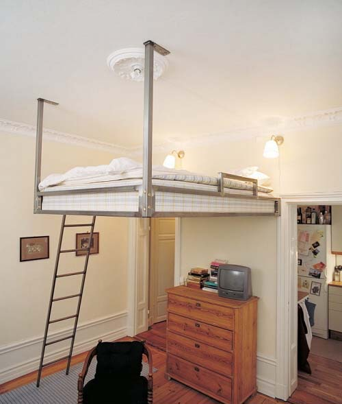 Loft beds for small apartment or flats from Compact Living 5 Loft beds for small apartment or flats from Compact Living