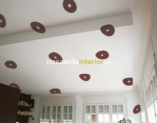 Modern decorative wall decals from Miraentu Interior 3 Wall decals   Modern decorative vinyl wall decals from Miraentu Interior