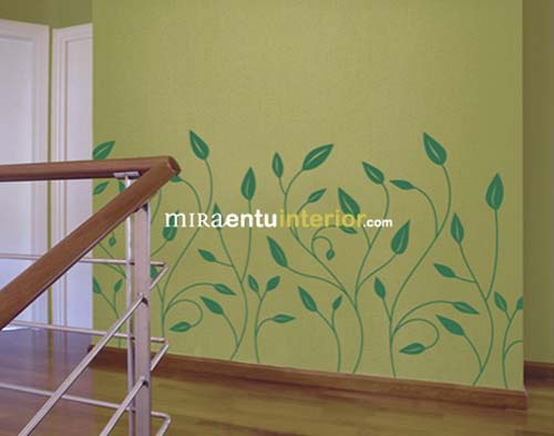 Modern decorative wall decals from Miraentu Interior 5 Wall decals   Modern decorative vinyl wall decals from Miraentu Interior