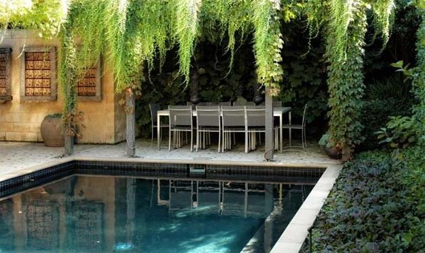 Swimming Pools The New Design Inspiration From Eckersley Garden Architecture on Eckersley Garden Architecture Pool
