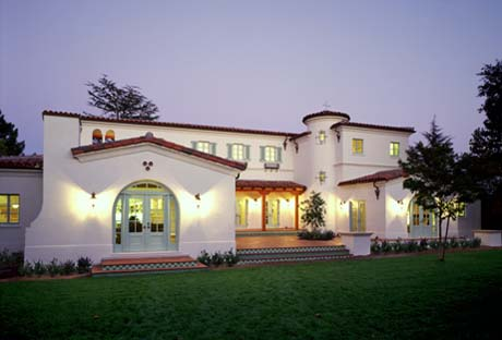 Spanish style home design in Palo Alto by WDA Architects 1 Spanish style home design in Palo Alto by WDA Architects