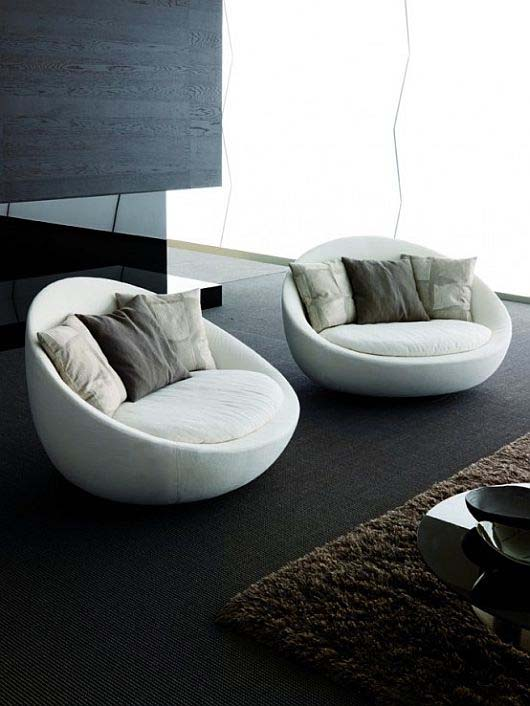 The New Elegant Comfy Sofa Set For Modern Living Room By
