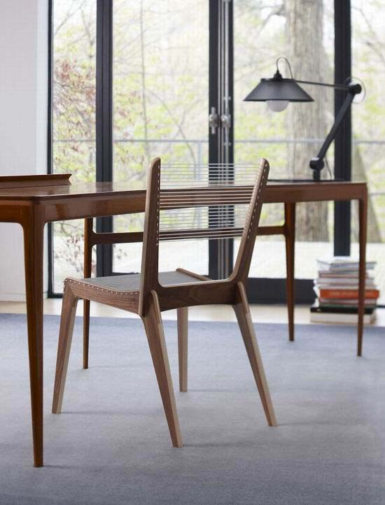 Cord Chair by Jacques Guillon 3 The return of Classic Chair Design   Cord Chair by Jacques Guillon