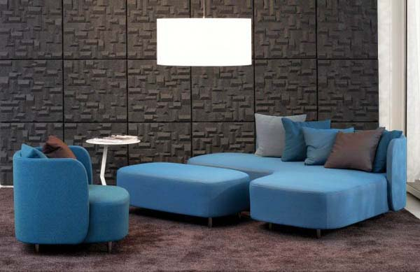 Minima Seating Furniture from OFFECCT 1 New series of soft Seating Furniture from OFFECCT