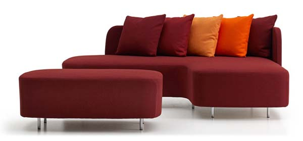 Minima Seating Furniture from OFFECCT 2 New series of soft Seating Furniture from OFFECCT