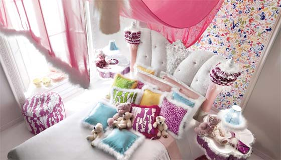 Altamoda Girl bedroom furniture sets and accessories 3 Girl Room Ideas with AltaModa Girl sets