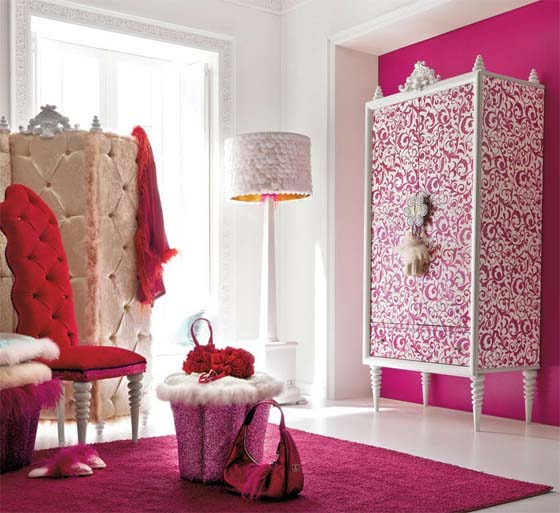 Altamoda Girl bedroom furniture sets and accessories 7 Girl Room Ideas with AltaModa Girl sets