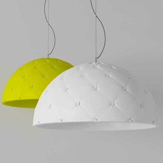 Contemporary hanging lamp design
