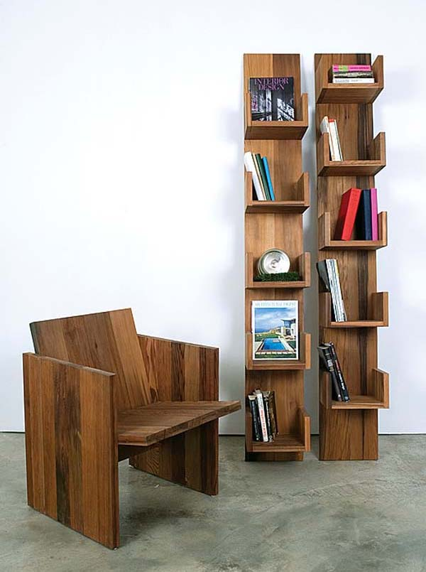 wood bookshelves furniture