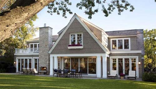 Shingle Style Architecture Newshousedesigncom