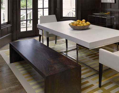 Custom Dining Benches by Jones Haydu 1 Custom Dining Benches by Jones | Haydu
