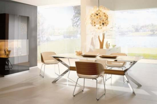 hulsta dining set