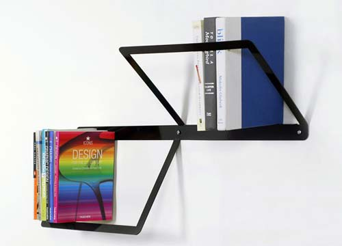 Duo Bookshelf for Teen's Room or a College Dorm 1 Duo Bookshelf Designs for Teen's Room or a College Dorm