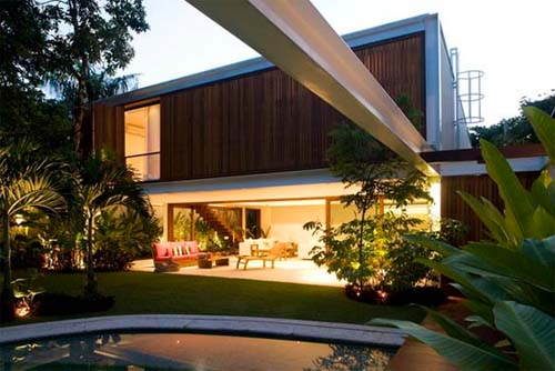 House Design in Sao Paulo, Brazil