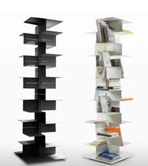 Rotating Bookcase