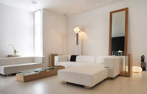 Modern minimalist four story house by cecconi simone - Modern infill house cecconi simone ...