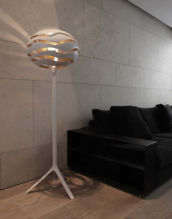 Tree torchiere Floor Lamp by Werner Aisslinger 1 Tree torchiere Floor Lamp by Werner Aisslinger