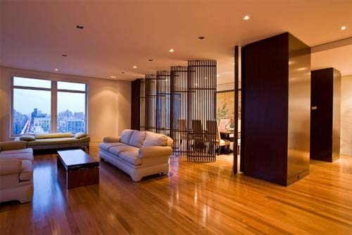 Apartment Interior Decoration by Jendretzki 1 Apartment Interior Decoration in Upper East Side, New York by Jendretzki